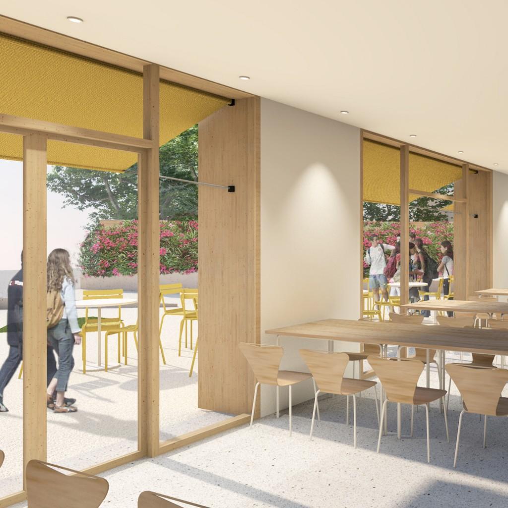 Collaboration agence immobilière à Marseille avec cabinet d'architecture Regain